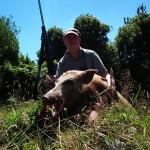 pig hunting with www.basicinstincts.co.nz
